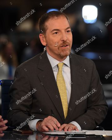 Stock Picture of Chuck Todd