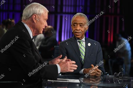 Chris Matthews, Reverend Al Sharpton