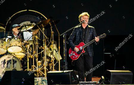 Fleetwood Mac - Mick Fleetwood and Neil Finn