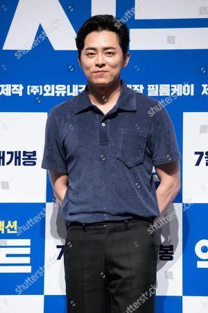South Korean actor Jo Jung-suk
