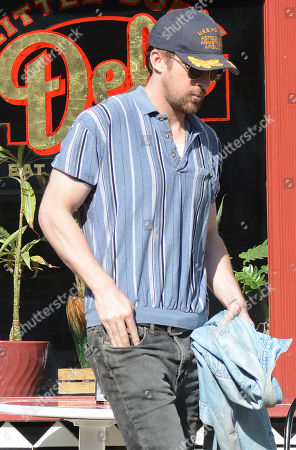 Editorial photo of Ryan Gosling out and about, Los Angeles, USA - 26 Jun 2019