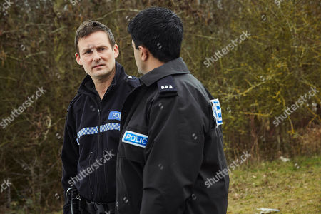 Editorial picture of 'Wild Bill' TV Show, Series 1, Episode 5 UK  - 2019