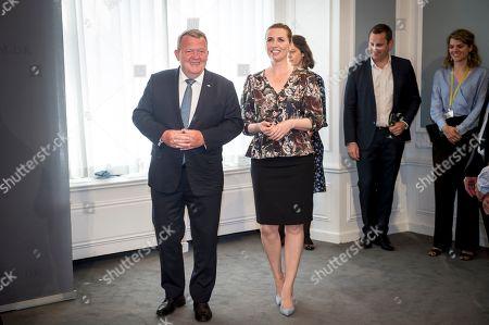 Editorial picture of New Danish government, Copenhagen, Denmark - 27 Jun 2019