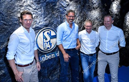Editorial picture of Soccer Bundesliga, Gelsenkirchen, Germany - 27 Jun 2019