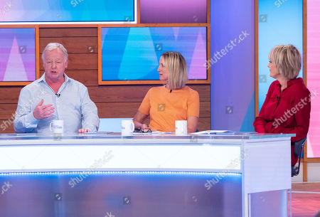 Les Dennis, Carol McGiffin and Jane Moore