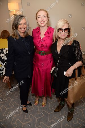 Editorial picture of BFAMI Women in Art Lunch honouring Rachel Feinstein, The Berkeley, London, UK - 27 Jun 2019