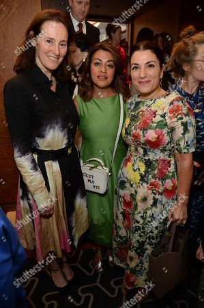 Helena Newman, Nazy Vassegh and Ayelet Elstein
