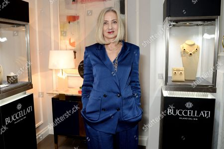 Stock Picture of Maria Buccellati