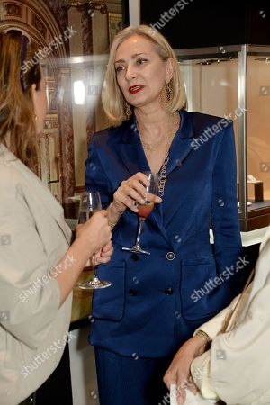 Editorial photo of Buccellati 100th Anniversary party, London, UK - 27 Jun 2019