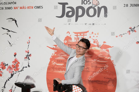 Editorial photo of 'Los Japon' film photocall, Madrid, Spain - 25 Jun 2019