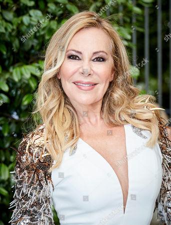 Stock Image of Ana Obregon