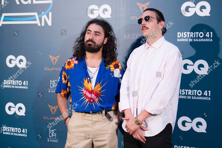 Editorial image of 'La noche de GQ San Jorge Juan', Madrid, Spain - 20 Jun 2019