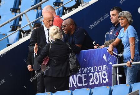 Editorial photo of Norway v England, FIFA Women's World Cup 2019, Quarter Final, Football, Stade Oceane ,Le Havre, France - 27 Jun 2019