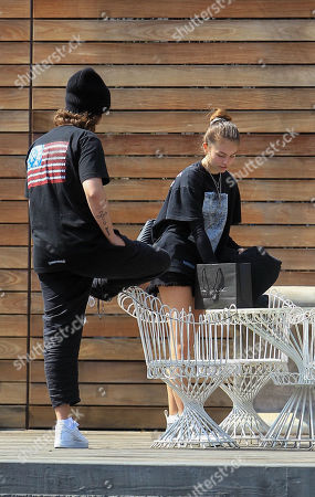 Editorial image of Thylane Blondeau out and about, Los Angeles - 26 Jun 2019
