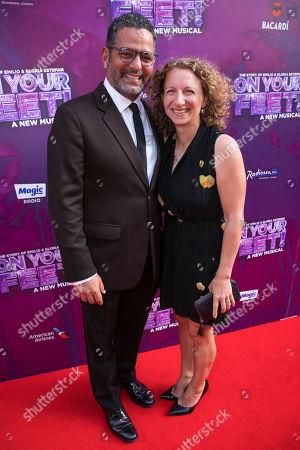 Editorial photo of 'On Your Feet' musical, Gala Night, London, UK - 27 Jun 2019