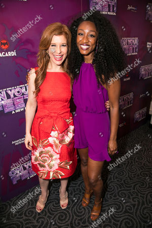 Cassidy Janson and Beverley Knight
