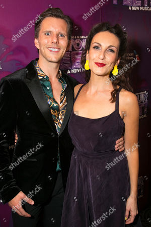 John Addison and Madalena Alberto (Gloria Fajardo)