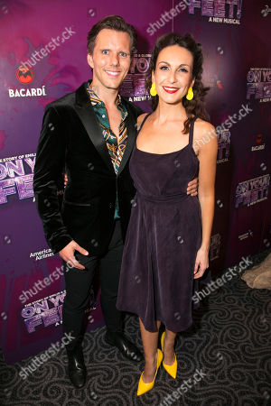 Editorial picture of 'On Your Feet' musical, Gala Night, London, UK - 27 Jun 2019