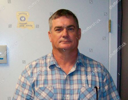 This photo provided by Louisiana State Police shows Matthew Davis. Louisiana State Police say three sheriff's deputies are accused of getting themselves paid for time they didn't work during a campaign against drunk driving. A news release says troopers arrested Rapides Parish Deputies, Davis, Jonathan Treadway and David Billings, on charges of malfeasance, public payroll fraud, and injuring public records