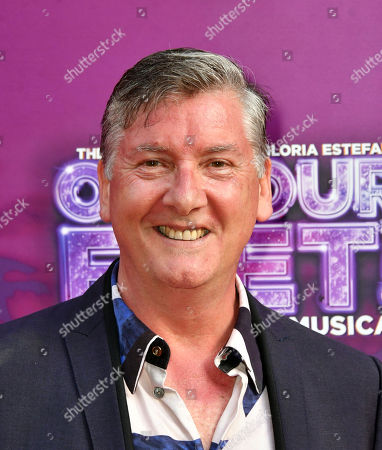 Editorial image of 'On Your Feet!' play press night, Arrivals, London, UK - 27 Jun 2019