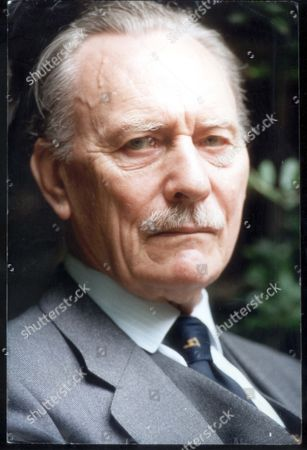 Politician Enoch Powell.