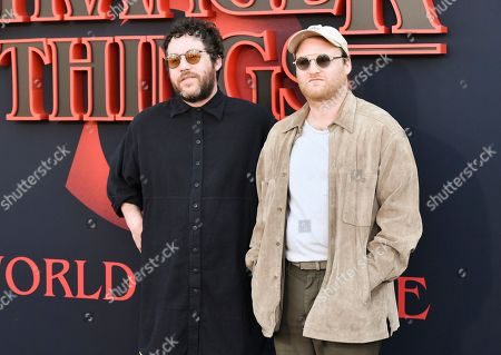 Stock Image of Kyle Dixon and Michael Stein