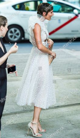 Editorial photo of 'Most Influential Woman' Awards, Arrivals, Madrid, Spain - 27 Jun 2019