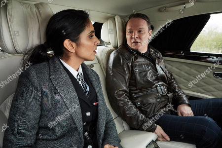 Anjli Mohindra as ACC Lydia Price and Tony Pitts as Keith Metcalfe.