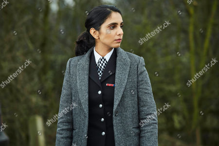 Stock Picture of Anjli Mohindra as ACC Lydia Price.