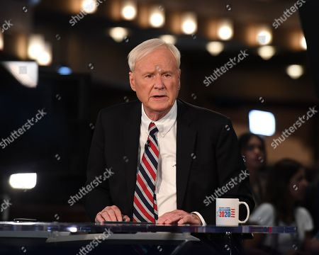 Stock Photo of Chris Matthews