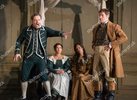 Editorial image of 'The Marriage of Figaro' Opera performed at the Royal Opera House, London, UK - 28 Jun 2019