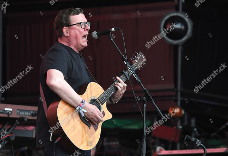 Stock Image of Charlie Reid of the Proclaimers