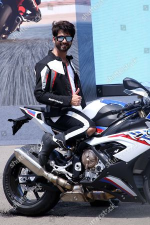 Editorial photo of Launch of all new BMW S 1000 RR motorcycle, India - 27 Jun 2019