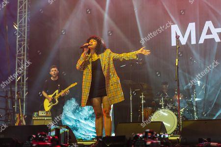 Editorial photo of Glastonbury Festival, Day 3, UK - 28 Jun 2019