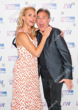 Tracy Shaw and Brian Capron