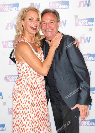 Stock Picture of Tracy Shaw and Brian Capron