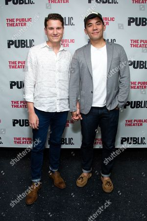 Editorial photo of 'We're Only Alive ...' play opening night, New York, USA - 27 Jun 2019
