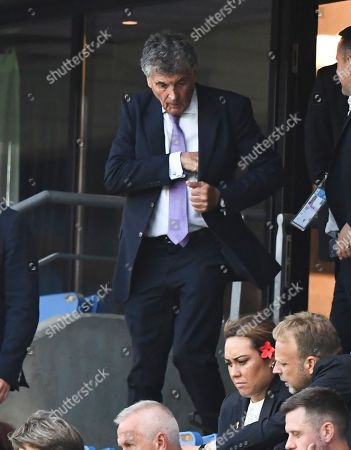 Stock Image of FA International Ambassador David Dein