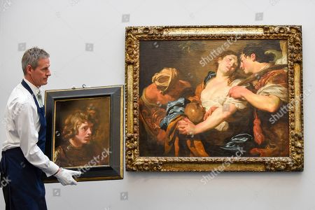 Editorial photo of Sotheby's Valuable Old Masters sale photocall, London, UK - 28 Jun 2019
