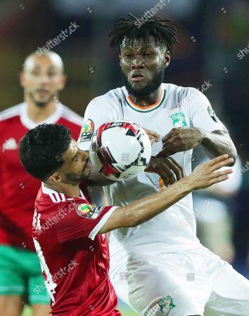 Editorial photo of AFCON 2019, Cairo, Egypt - 28 Jun 2019