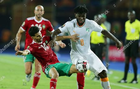 Editorial picture of AFCON 2019, Cairo, Egypt - 28 Jun 2019