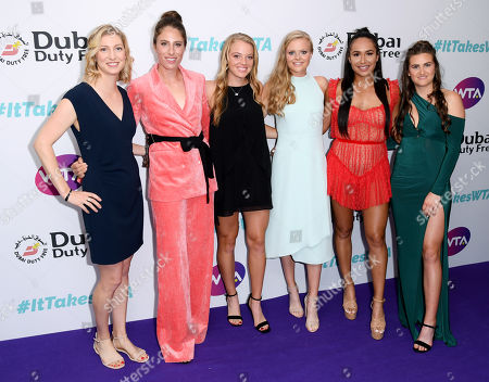 Editorial photo of Dubai Duty Free WTA Summer Party, London, UK - 28 Jun 2019