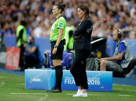 Editorial picture of US WWCup Soccer, Paris, France - 28 Jun 2019