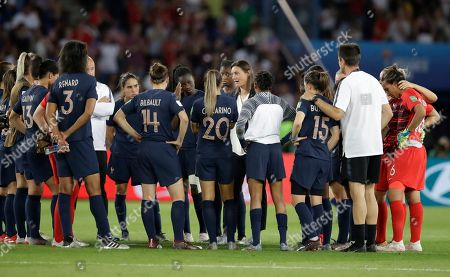 Editorial image of US WWCup Soccer, Paris, France - 28 Jun 2019