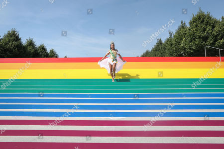 Editorial photo of Pride Week, New York, USA - 28 Jun 2019