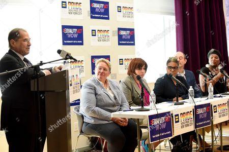 Editorial image of Stonewall at 50: The State of LGBTQ Rights, New York, USA - 28 Jun 2019