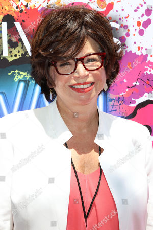 Valerie Jarrett attends the second annual Stonewall Day honoring the 50th anniversary of the Stonewall riots, hosted by Pride Live and iHeartMedia, in Greenwich Village, in New York