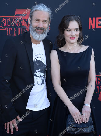 Scott Mackinlay Hahn and Winona Ryder