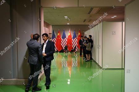 Editorial image of G20 summit in Osaka, Japan - 29 Jun 2019