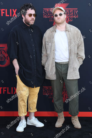 Editorial picture of Stranger Things: Season 3 premiere - Arrivals, Hollywood, USA - 28 Jun 2019